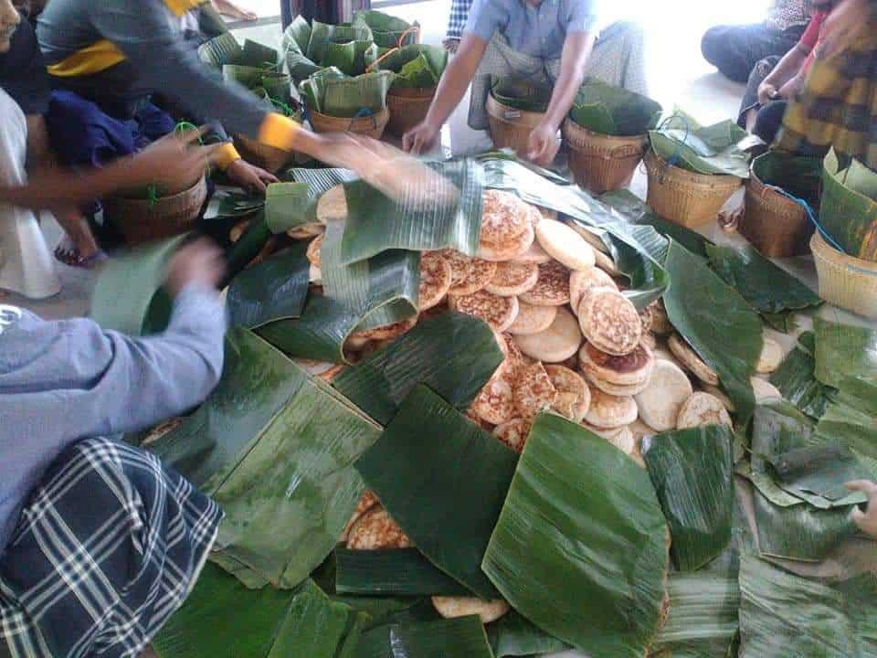 Bodo apem di jepara tradisi turun-temurun yang terus di lestarikan