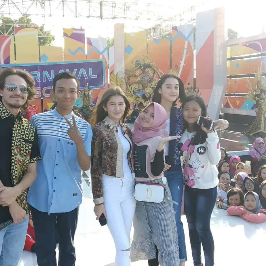 Karnaval Sctv Jepara Sedot Puluhan Ribu pengunjung