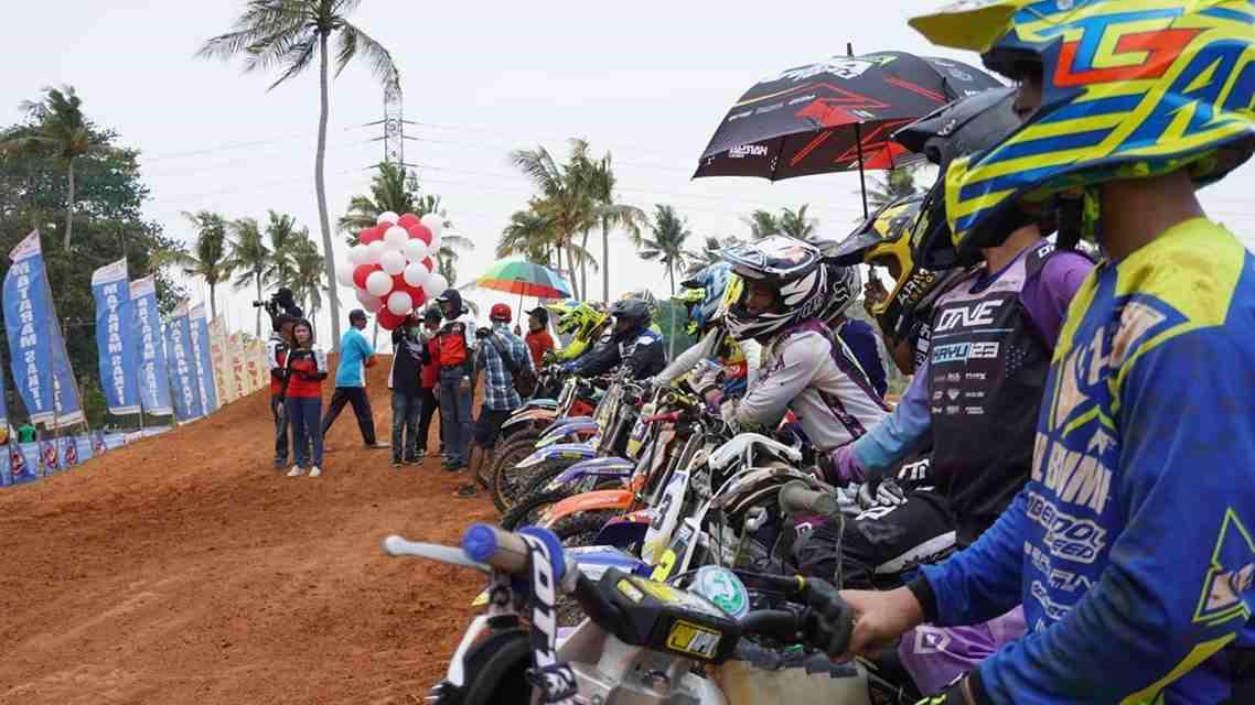 Sirkuit Kelapa Park  Diresmikan PLT Bupati Jepara