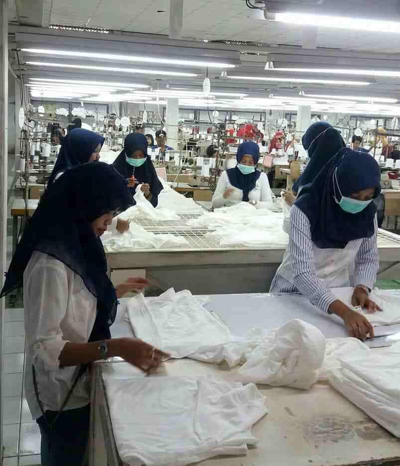 Inilah 8 Pabrik Garmen Penyerap Ribuan Tenaga Kerja Di Jepara Isjtv Com