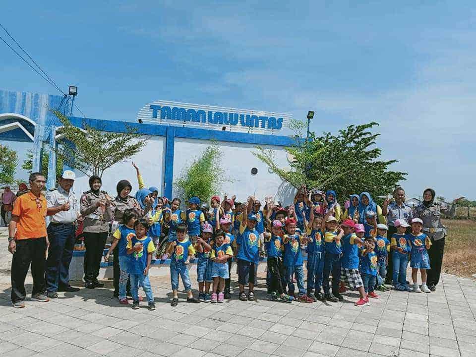 Taman Lalulintas, Taman Belajar Berlalulintas di Jepara