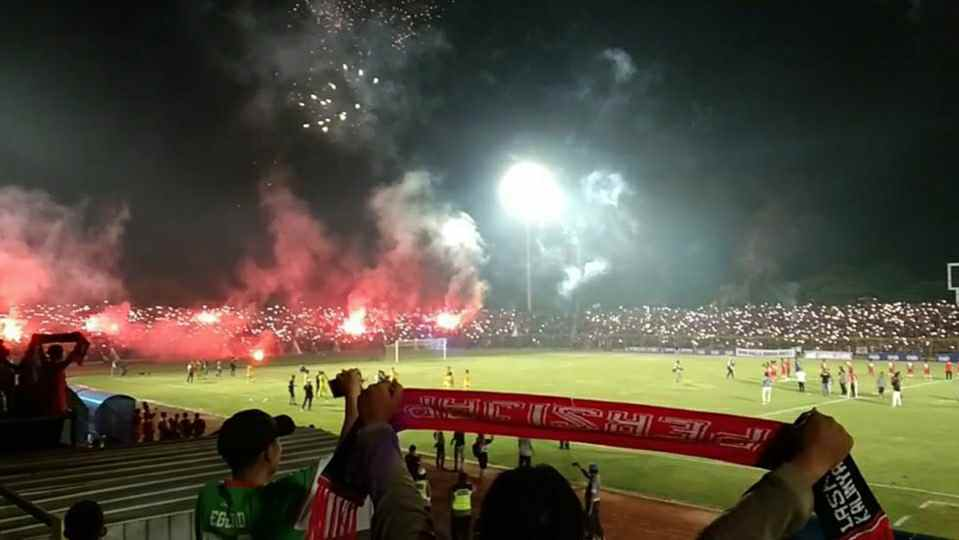 Persijap Jepara Pesta 4 Gol Ke Gawang PS Mamuju, Auto Lolos