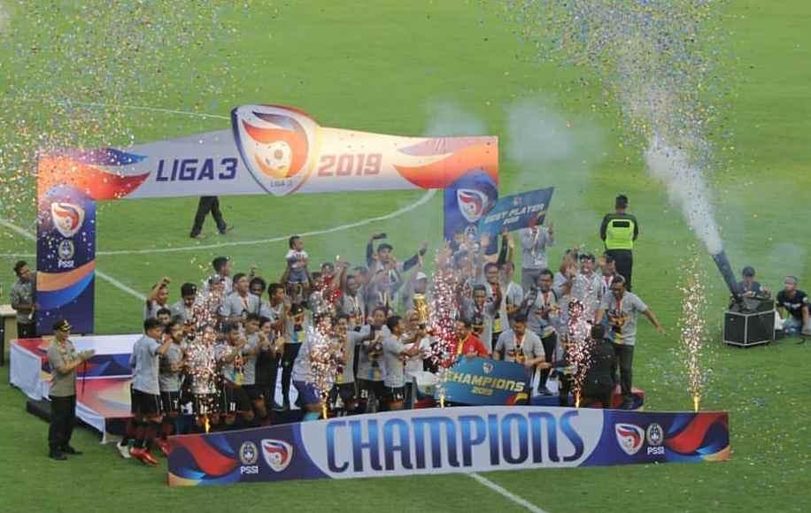 Persijap juara liga 3