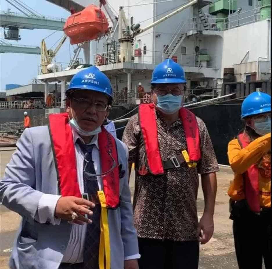 Hotman Paris Kunjungi PLTU Tanjung Jati B Jepara