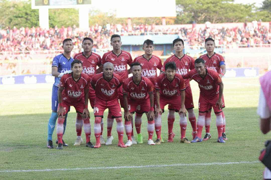 Persijap Masuk Group Neraka Babak 32 Besar Liga 3