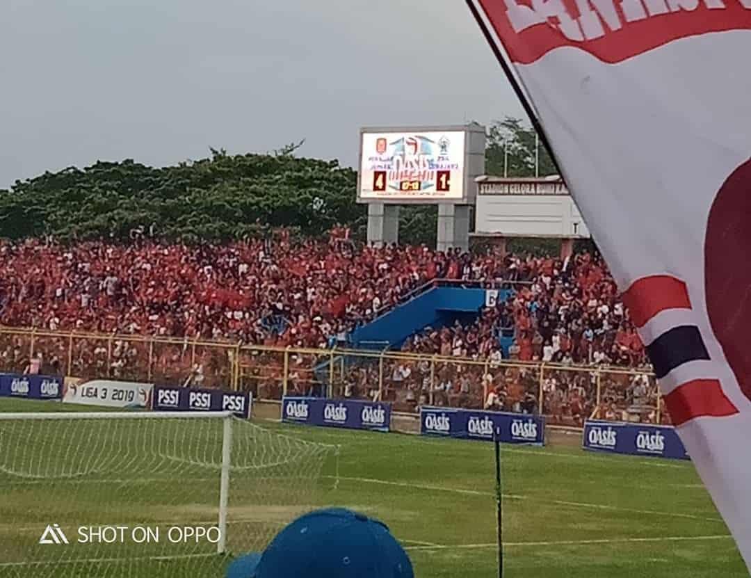 Persijap Pesta Gol ke Gawang PSIL Lumajang 4-1, Otw Liga 2