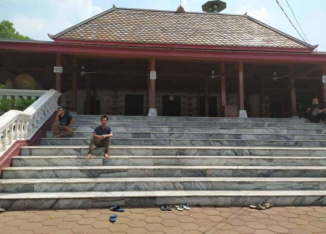 Masjid Mantingan Salah Satu Masjid Tertua Di Indonesia