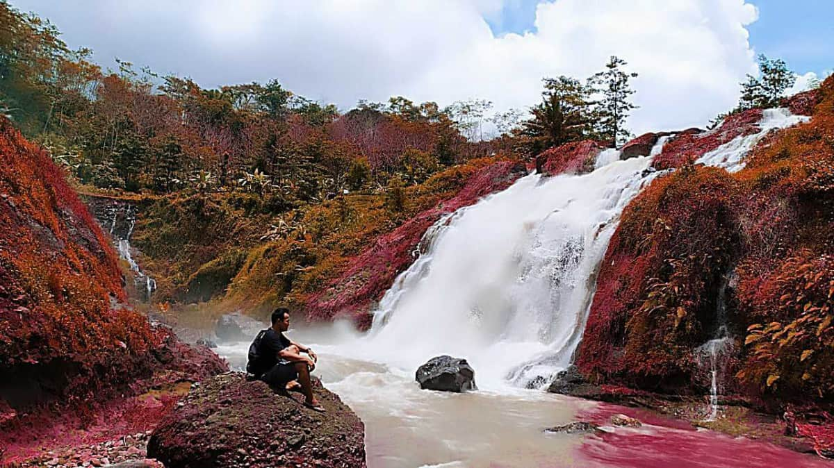 Air Terjun Kedung Bobot Surga Tersembunyi Di Jepara
