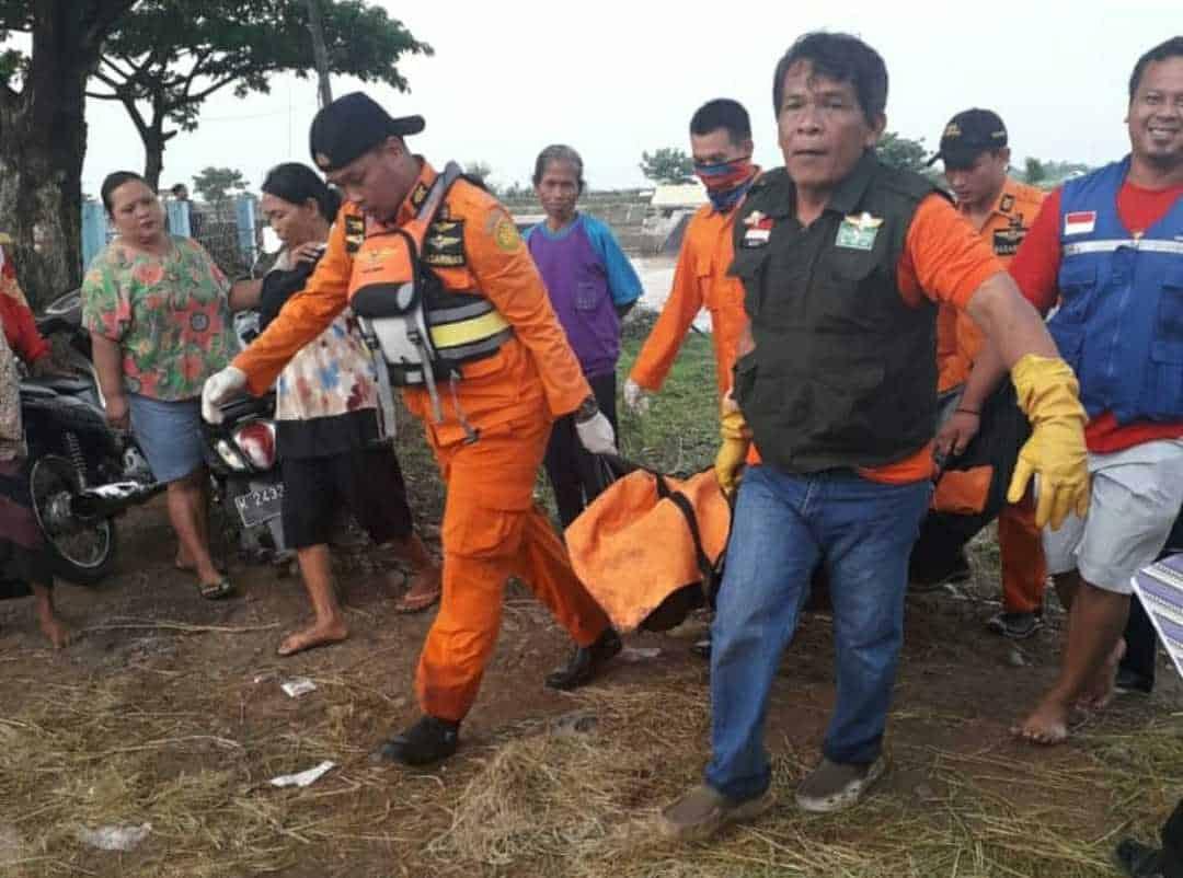 Korban Hilang Di Sungai SWD 2 Welahan Jepara Akhirnya Ditemukan