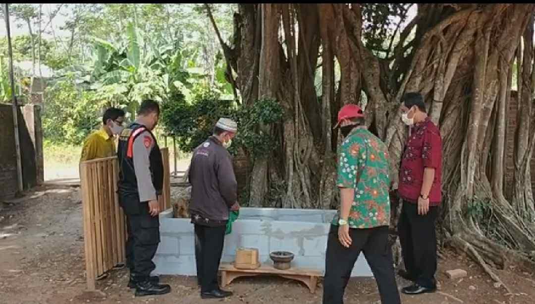 Makam Fiktif Di Petilasan Ratu Kalinyamat Desa Tahunan Dibongkar