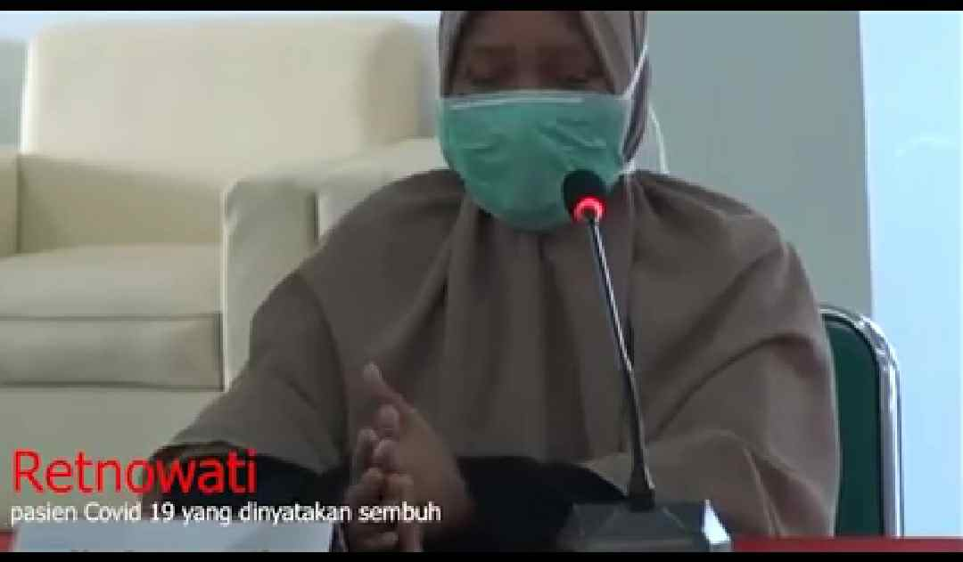 Alhamdulillah 558 Pasien Covid 19 di Jepara Telah Sembuh