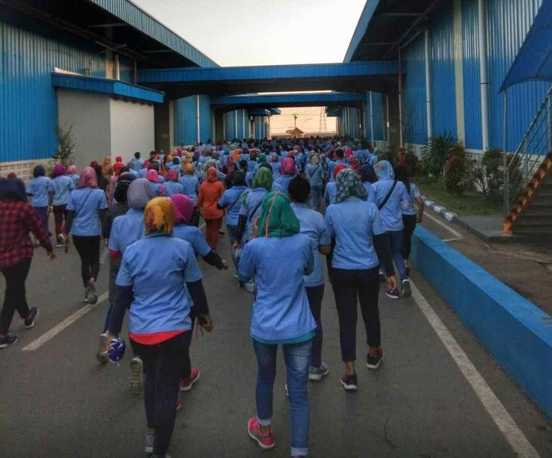 Hwi Jepara Pabrik Garmen Terbesar Di Kota Ukir